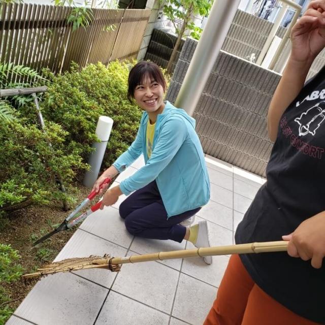 かとう(B型職業指導員)